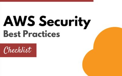 AWS Security Best Practic …